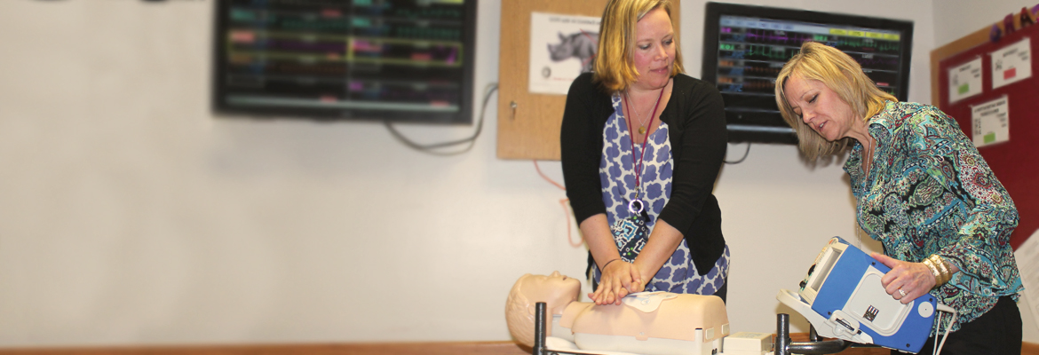 Team Spreads Success of Smarter CPR for Children